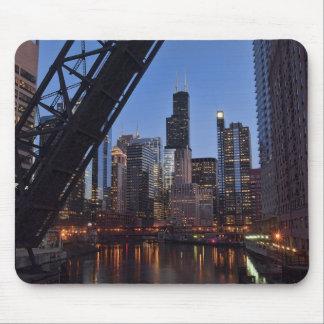 Chicago Loop Mousepad