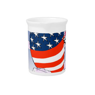 Chicago Loud and Proud, tony fernandes Drink Pitcher