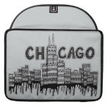 Chicago MacBook Pro Sleeves
