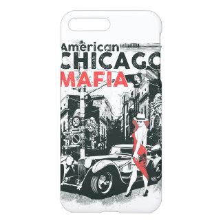 Chicago Mafia iPhone 7 Plus Glossy Case