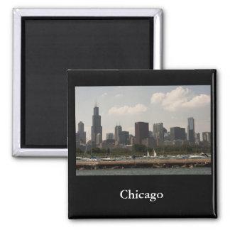Chicago Refrigerator Magnet