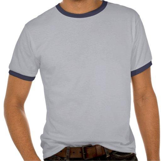 Chicago - marina de guerra/gris camisetas