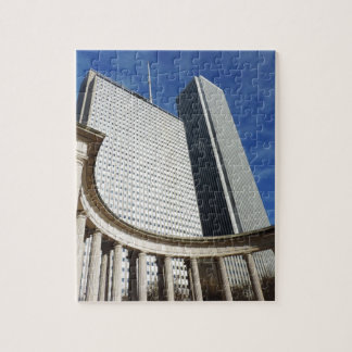 Chicago Memorial Jigsaw Puzzles
