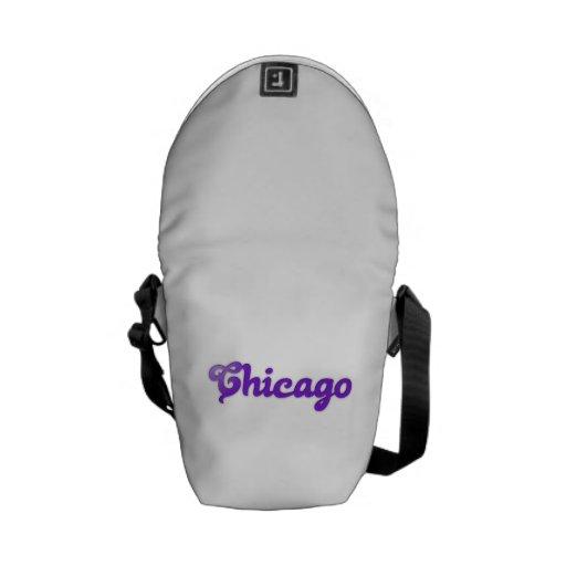 Chicago Messenger Bags