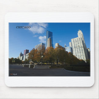 Chicago - Millennium Park Mouse Pad