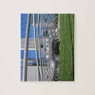 Chicago Millennium Park Jigsaw Puzzle