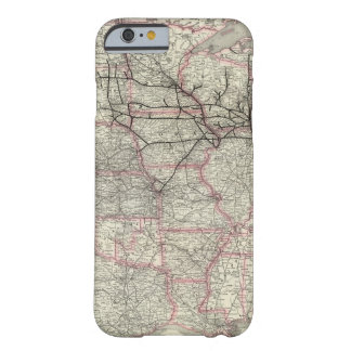 Chicago Milwaukee and St Paul Ry and connections Barely There iPhone 6 Case