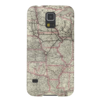 Chicago Milwaukee and St Paul Ry and connections Case For Galaxy S5