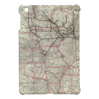 Chicago Milwaukee and St Paul Ry and connections Case For The iPad Mini