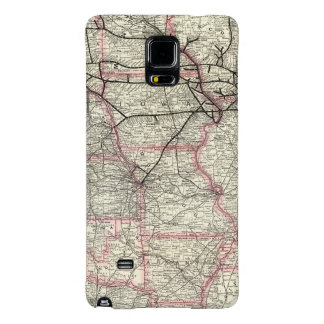 Chicago Milwaukee and St Paul Ry and connections Galaxy Note 4 Case
