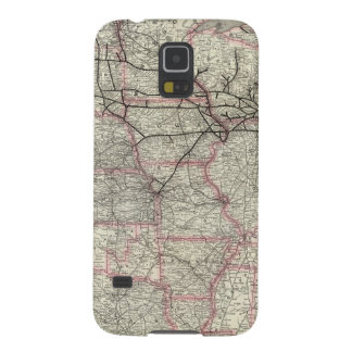 Chicago Milwaukee and St Paul Ry and connections Galaxy S5 Cover