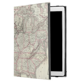 Chicago Milwaukee and St Paul Ry and connections iPad Pro Case