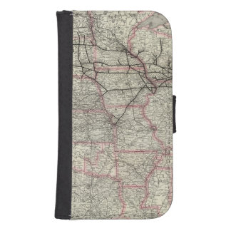 Chicago Milwaukee and St Paul Ry and connections Phone Wallet