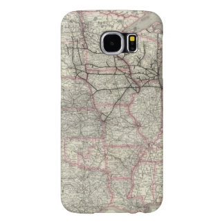 Chicago Milwaukee and St Paul Ry and connections Samsung Galaxy S6 Case
