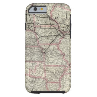 Chicago Milwaukee and St Paul Ry and connections Tough iPhone 6 Case
