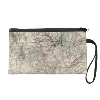 Chicago Milwaukee and St Paul Ry and connections Wristlet