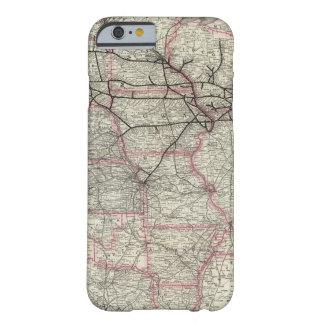 Chicago Milwaukee y relais de San Pablo y Funda De iPhone 6 Barely There
