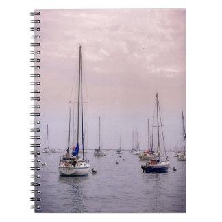 Chicago Monroe Harbor Lake Michigan Note Book