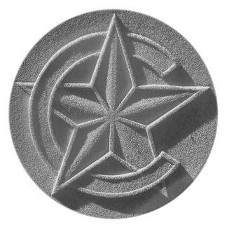 Chicago Motor Club Logo Plate