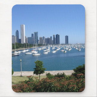 Chicago Mouse Pad