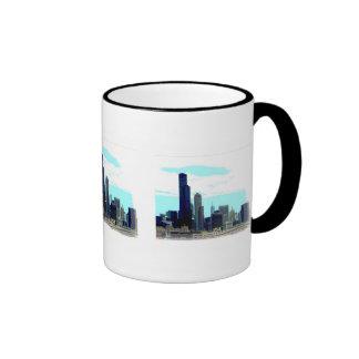 Chicago Ringer Coffee Mug