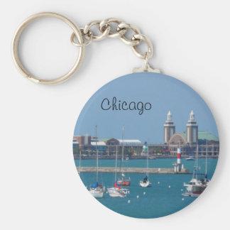 Chicago Navy Pier Keychains