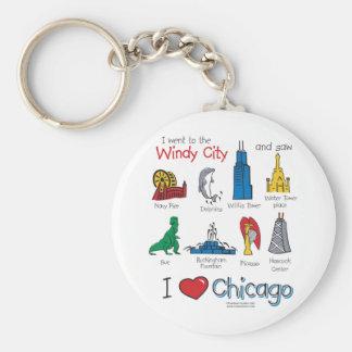 Chicago--Niño-Icono-NUEVO Co Llaveros