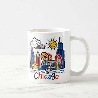 Chicago-NIÑOS [convertidos] Taza