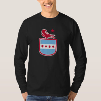 Chicago North LS Tee - America League - PCGD