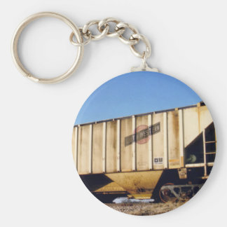 Chicago Northwestern Grain Keychains