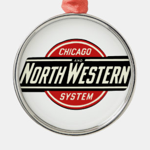 Chicago Northwestern Railroad Home Decor Furnishings Pet Supplies