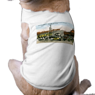 Chicago & Northwestern Railway, Des Moines, Iowa Tee