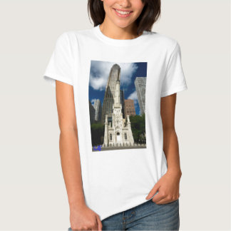 Chicago Old Water Tower T-shirt