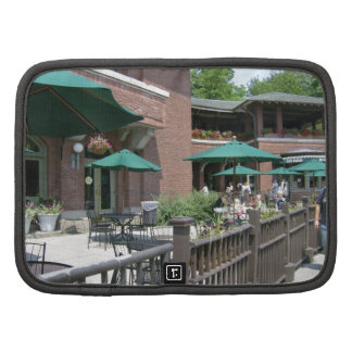 Chicago Outdoor Cafe Planner