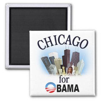 Chicago para el imán de Obama