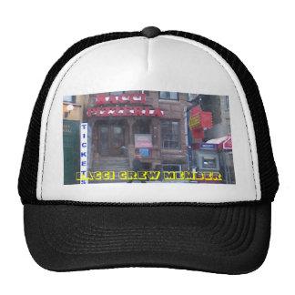 chicago pic 1, BACCI CREW MEMBER Mesh Hats