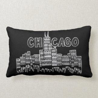 Chicago Throw Pillows