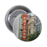 Chicago Pin Redondo De 2 Pulgadas