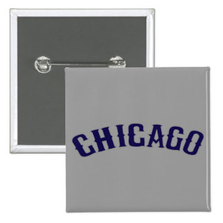 Chicago Pinback Button