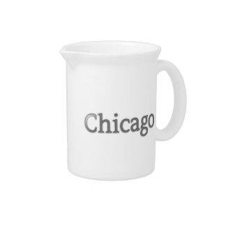 Chicago Drink Pitcher