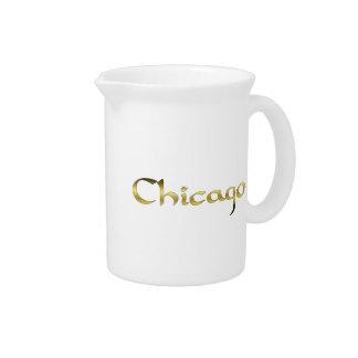 Chicago Beverage Pitchers