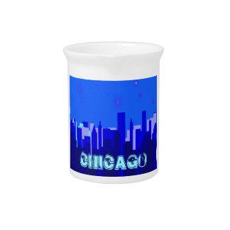 Chicago Pitcher