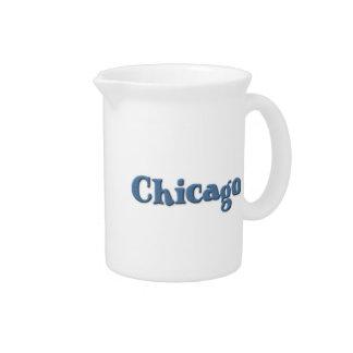 Chicago Beverage Pitcher
