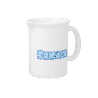 Chicago Drink Pitchers