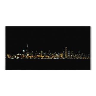 Chicago Plantilla Para Tarjeta De Foto