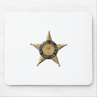 Chicago Police Chaplain Mouse Pad