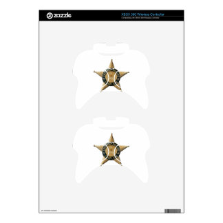 Chicago Police Chaplain Xbox 360 Controller Decal