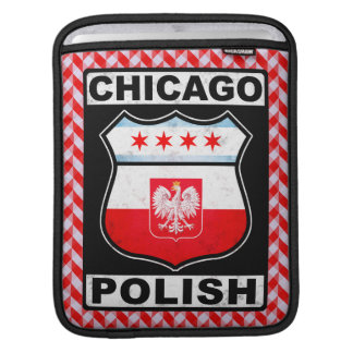 Chicago Polish American iPad Case