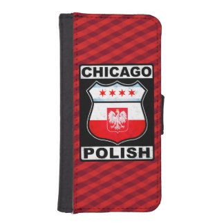 Chicago Polish American iPhone 5 Wallets