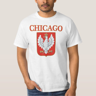 Chicago Polish Crest T-Shirt